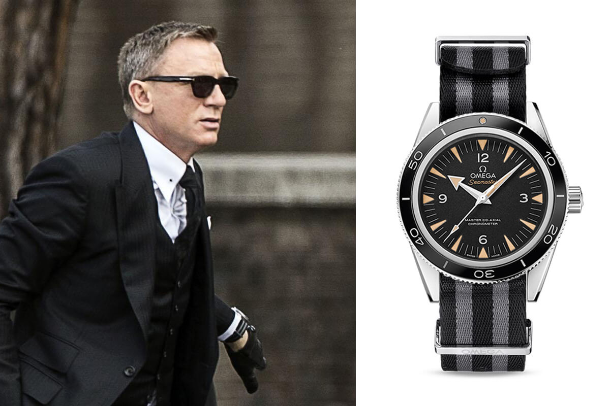 the latest james bond spectre 2015 watches by omega thetimewarpers. Black Bedroom Furniture Sets. Home Design Ideas